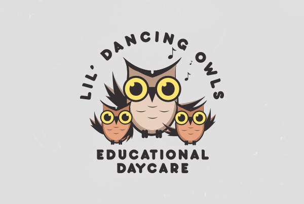 Lil' Dancing Owls